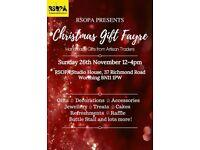 RSOPA Christmas Gift Fayre