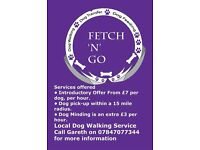 Fetch N Go pet service
