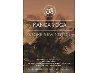 Yoga Classes in Stoke Newington