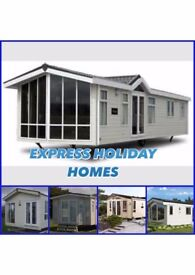 Scotlands Largest static caravan offsite sales over 150 static for sale all with FREE UK delivery
