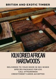 African hardwood for sale. Bowl blanks, spindle stock timber planks waney edge