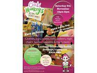 Cheeki Monkeys Baby & Children's Market/Family Event