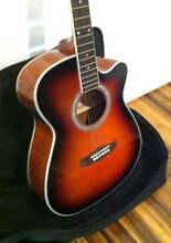 Tanglewood Discovery, Electric Acoustic Cut Away Sunbury Hume Area Preview