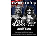 OZ in the UK Tickets at £25