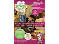 BIG Baby and Childrens Preloved Market