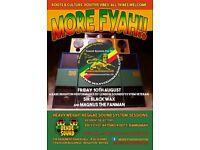 MORE FYAH!! - REGGAE & DUB TRADITIONAL SOUND SYSTEM NIGHT