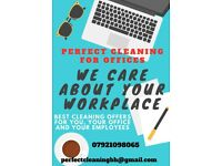 Office/Commercial Cleaning Services. All BH postcodes and much more! Best prices in Dorset!