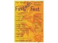 Community Day - Fasgadh Festival