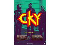 Cky tickets Liverpool 19th May x2 SOLD OUT!!
