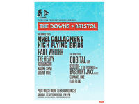 The Downs Festival - 2 Tickets For Sale