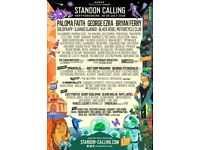 Standon Calling festival Herts. BARGAIN save £127 - 2 adult, 2 child (4-12) and 1 car park ticket