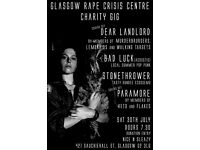 Glasgow Rape Crisis Centre Charity Gig