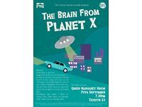Rehearsal Pianist / Band Pianist / Synth Wanted for very short run of musical Brain from Planet X