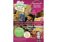 Cheeki Monkeys Baby & Children's Market/Family Event