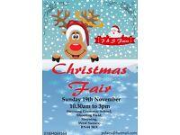 christmas craft fair steyning grammar school