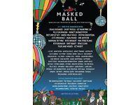 Summer Masked Ball Tickets