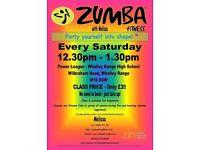 ZUMBA Fitness Class - women only