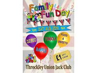 Family fun day 25th August
