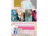 Hijab Stylist Bradford Keighley Leeds Huddersfield Halifax West Yorkshire UK