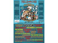 Cursus cider and music festival tickets x 2