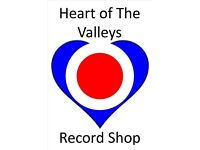 UN-WANTED VINYL, we are looking for any un-wanted Vinyl Records here @ Heart of the Valleys Record's