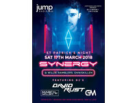 Trance synergy Tickets