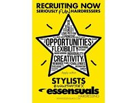Excellent rates of pay Stylist/colorist and assistant needed