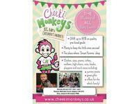 Cheeki Monkeys Spring Baby & Children's Market