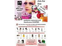 Do you spend a couple of hours a day on social media? Do you love perfume and beauty products?