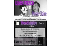 French classes Leeds Sheffield