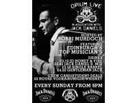 Opium Live In Association With Jack Daniels
