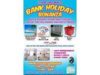 Bank Holiday Bonanza at Lido Beach