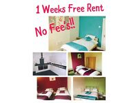 ROOMS TO RENT IN WORKSOP CLOSE TO TOWN CENTRE |ONE WEEK FREE|FREE WIFI