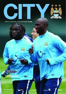 MAN-CITY-v-LIVERPOOL-2014-15-MINT-PROGRAMME-MANCHESTER