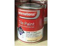 Paint wall ,tile paint