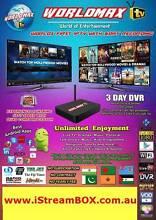 WorldMAX HD IPTV,No.1 Indian IPTV Hindi,Paki,Nepali,Punjab,Bangla Parramatta Parramatta Area Preview