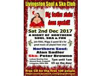 Livingston soul and ska