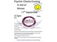 Psychic Charity Evening