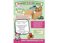 Cheeki Monkeys Baby and Children's Market