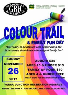 Market Stall Holders Wanted - Yarra Valley Colour Trail