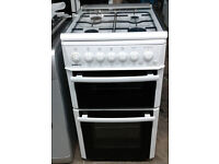 a497 white beko 50cm gas cooker comes with warranty can be delivered or collected