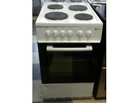 a119 white flavel 50cm solid ring electric cooker comes with warranty can be delivered or collected