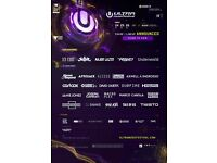 2 x GA Ultra Music Festival 2017 MIAMI + Accommodation - UMF - Miami Music Week