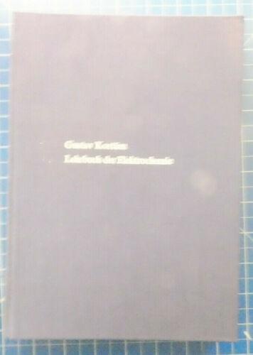 Gustav Kortüm Lehrbuch der Elektrochemie 1972 5. Auflage Fachliteratur y1-054