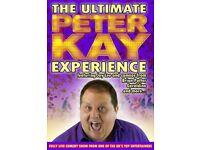 Peter Kay Tribute Night