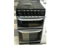 a166 silver cannon 50cm gas cooker comes with warranty can be delivered or collected