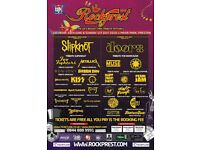 Rockprest Festival 30th June & 1st July Moor Park Prestwon