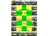 we offer towing tuition/ c1 ambulance tuition for all aspects. horsebox 7.5 ton etc
