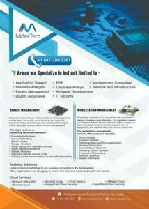 IT Support & IT Services For Small & Medium Sizes Business