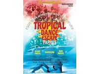 TROPICAL DANCE ESCAPE TO PAPHOS - CYPRUS